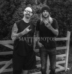 Rob Halford and Richie Faulkner by Metalfan1