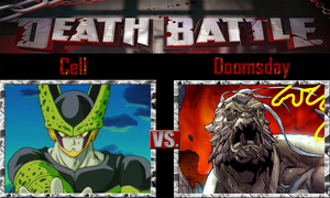 Cell vs Doomsday by SonicPal