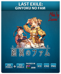 Last Exile: Ginyoku no Fam - Anime Icon by Zazuma