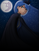 The Princess of the Night by Alexlayer