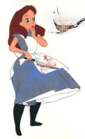 Disney to McGee's Alice by NiGHTSfanKevin