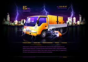 Mobile Electric Generators. by downsign