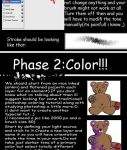 Fur tutorial with Fluffy Joe by Ciubaja