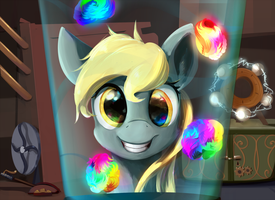 Flameless Fireworks by ScootieBloom