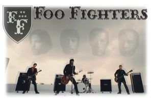 Foo Fighters by stratcaster