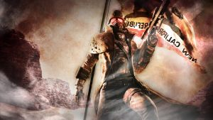 Wallpaper ~ Fallout New Vegas. by Mackaged