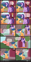 Comic Block: It's a Date by dm29