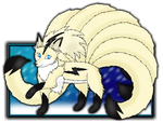 Voltray - New ID by Foxie-The-Vulpix