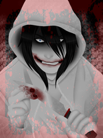 Jeff the Killer by Lilwolfygurl123