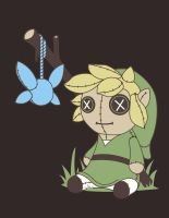 Play Time with Link and Navi by LuluDubYou