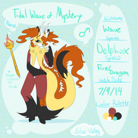 Tidal Wave Of Mystery Ref by animose