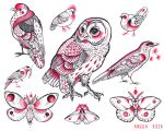 Flight Flash Sheet by AngelaRizza