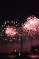 Fireworks festival 2014 to CANNES 3 by A1Z2E3R