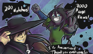 Enter another year of awesomeness! by NeroInu