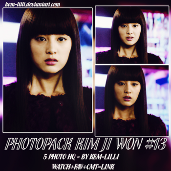 [PHOTOPACK] KIM JI WON - THE HEIRS #13 by Kem-Lilli