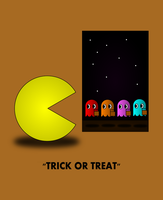 Trick Or Treat by UrLogicFails