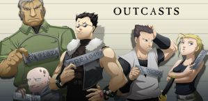 FMA: Outcasts by CoolBlueX