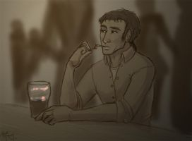 Arvo - Quiet Night Out by leighanief