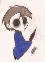 Chibi Micheal Myers by WrathxElciy