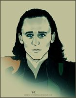 Loki by Vicky-Redfield