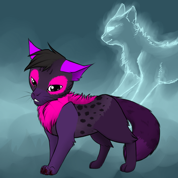 Witherkit by krattgirl124
