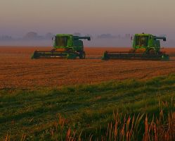 John Deere Green by Toolow