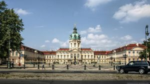 Castle Charlottenburg by pingallery