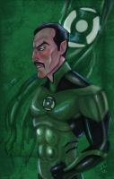 I was the greatest Green Lantern by rusting-angel