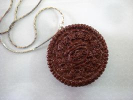 Oreo Necklace by Candy27