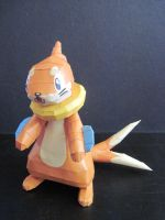 Buizel Papercraft by PrincessStacie