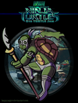 Skratchjams 5th Turtle Jam - Dizhi by HappyAggro