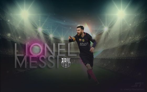 lionel Messi by darling12