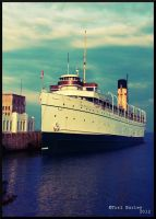 SS Keewatin by WorldWar-Tori
