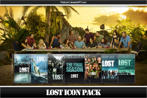 Lost Icon Pack by FirstLine1