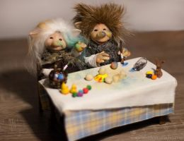 Easter Chaos! by ShirleysStudio