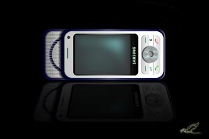My old Phone by Akvil