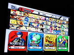 SSB4 Real Roster?? :O by Tyler8DArt