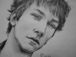 Gaspard Ulliel by TheMoho