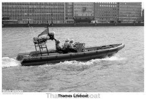 Thames Lifeboat by madragonn