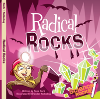 Science Book cover Rocks by BReibeling