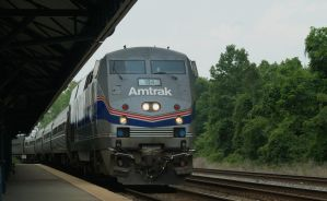 Amtrak 184 on Amtrak 95 by JamesT4