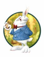 White Rabbit by HowardMolloy