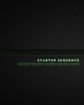 Startup Sequence by hotiron