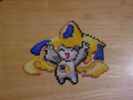 385 Jirachi by mecharichter