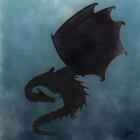 Alduin by 11celle