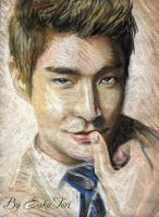 Choi Si Won by SakuTori