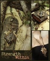 Strength Within by luthien27