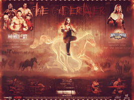 The Undertaker ~ No Way Out 2008 by MhMd-Batista