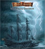 PotC Flying Dutchman by BlackMysticA