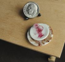 1:12 Scale Dirty Dishes by fairchildart